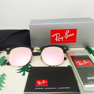 Iconic Retro Clubmaster Sunglasses Hot